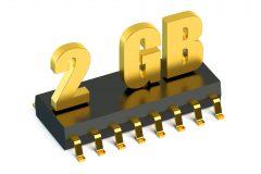 格安SIMのデータ容量『2GB』プラン
