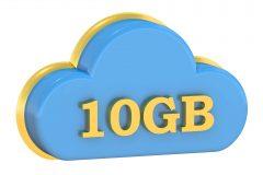 「格安SIMデータ容量選び」大容量の『10GB』以上のプラン