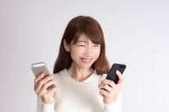 PCを使わない連絡先や画像のデータ移行方法【iPhone⇔Android】