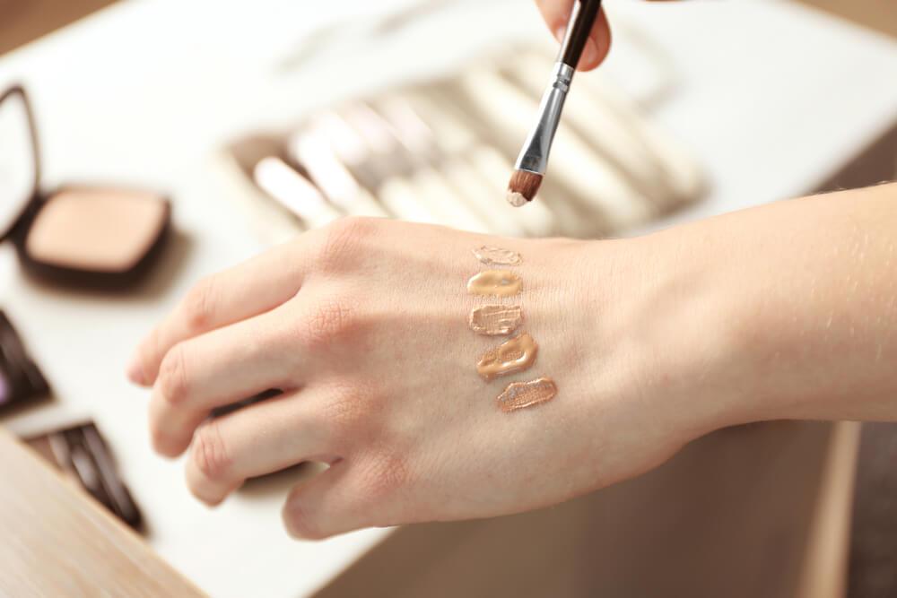 ニキビ肌の化粧下地の選び方