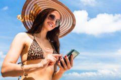 格安SIMは海外で利用できるの?旅行時に通話やデータ通信は使える?