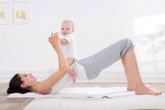 産後ダイエットにヨガが大人気!体型に悩むママにおすすめヨガポーズ厳選6選