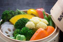 我慢なしで満足できる!お手軽で簡単、温野菜ダイエット♡