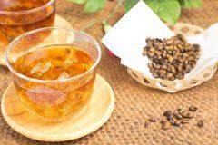 麦茶がいいのは夏だけじゃない!麦茶でむくみ予防!