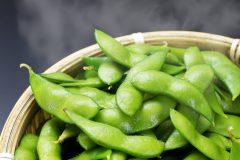 海外でもブームの枝豆!おやつに!つまみに!枝豆ダイエットの方法とは?