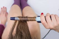 そのヘアセットが切れ毛を増やしている!できるだけダメージを減らしたい!