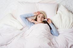 なんだか風邪っぽい。もしかして妊娠超初期症状?生理前との違いとは?