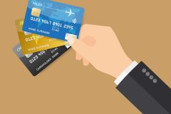 マイル2重取り!電子マネーとクレジットカードで賢く効率的に貯めよう