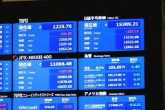 主な外国為替市場(オセアニア・アジア・ヨーロッパ・ニューヨーク)