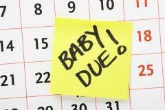 出産予定日の計算方法とは?簡単にわかる!カレンダーアプリをご紹介!