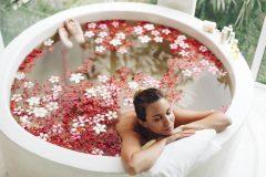 生理中のお風呂こそ大事!しっかり浸かって生理痛を緩和させよう!