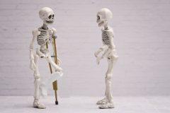 あなたは大丈夫?骨粗鬆症は気づかないうちに進行している!!骨のエイジングケア