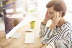 7割もの人が苦しんでいる?!更年期障害の「頭痛」「偏頭痛」なんとかしたい!