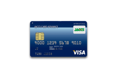 JACCS CARD ADVANCE(ジャックスカードアドバンス)の審査難易度や年会費