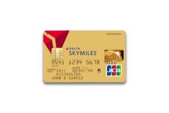 デルタ スカイマイルJCBカード(ゴールド)の審査難易度や年会費