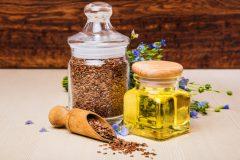 亜麻仁油(アマニ油)ってどんな油?その効果・効能は?ダイエットやアトピーにも良い?