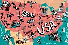 【アメリカ留学】どこの都市にする?おすすめの人気都市まとめ