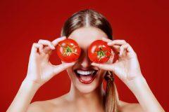 真っ赤なトマトのリコピンをより吸収する効果的な食べ方♡トマトでエイジングケア