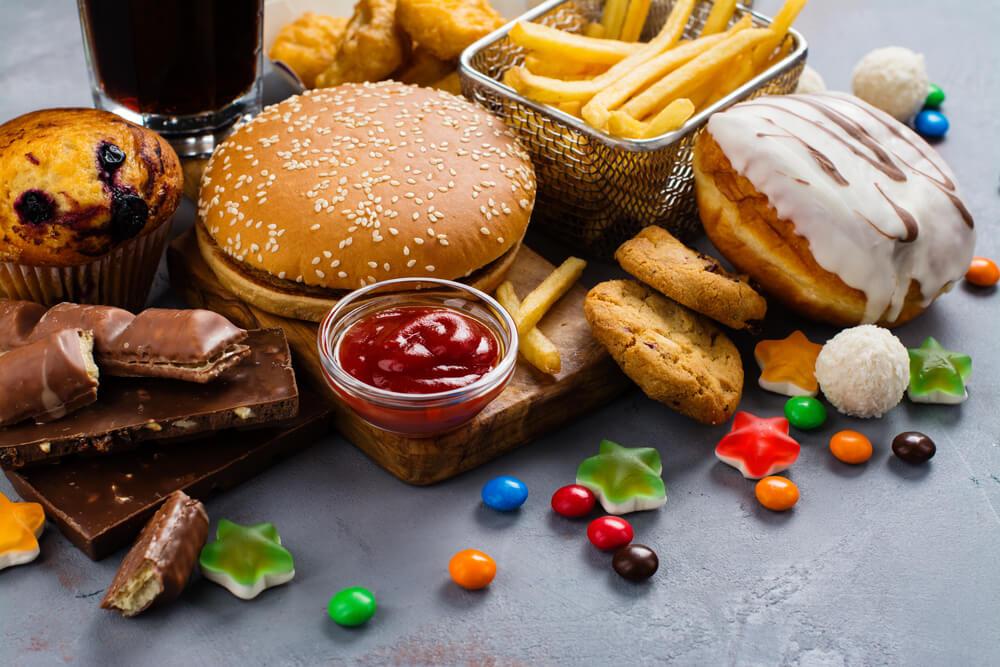 食事の欧米化
