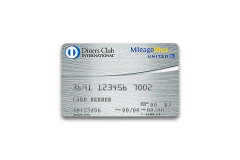MileagePlusダイナースクラブカードの審査難易度や年会費について解説