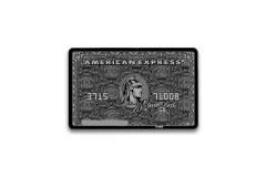 アメリカン・エキスプレス・センチュリオン・カードの審査難易度や年会費