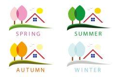 季節や時期のオススメは?外壁塗装工事に適したタイミング