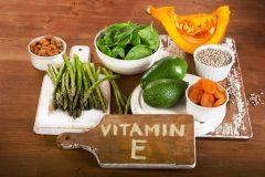 「若返りのビタミン」として知られる「ビタミンE」その効果は?
