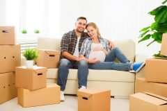 妊娠中の引っ越しのタイミングはいつがいい?病院や母子手帳はどうする?