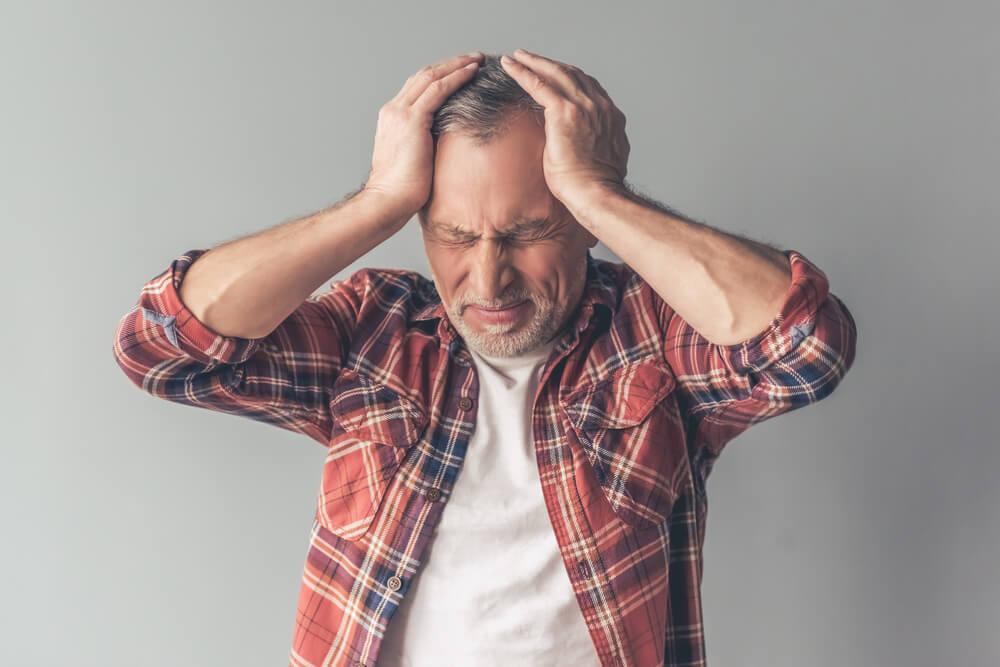 男性肌 50代60代の悩み