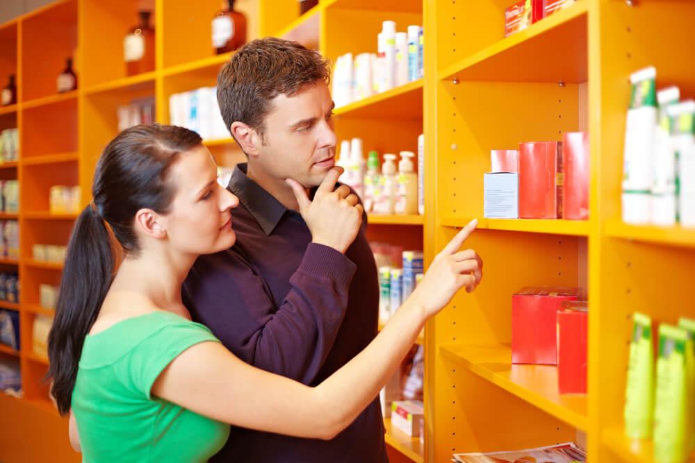 男性化粧品市販