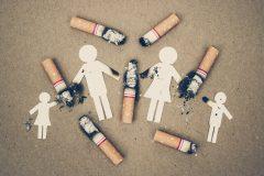 やっぱり禁煙した方が良い!受動喫煙が大切な人に与える影響とは?