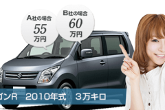 車一括査定の「かんたん車査定ガイド」の評価は?特徴や口コミを紹介