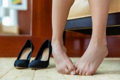 足のにおいの原因は「角質」?!フットパックが角質ケアにおすすめ♪