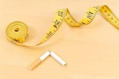 「あ~禁煙して太ったわ~」=健康な体に戻ってる証拠♡体重のコントロール方法は?