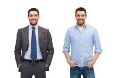 「服装自由」の転職フェアや会社説明会はスーツと私服どちらがいい?