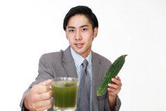 青汁とプロテインは混ぜてもよい?筋力UPやダイエットに役立つの?