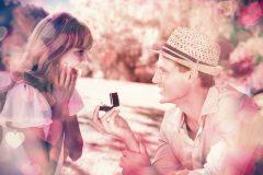 英語で素敵な「プロポーズ」と結婚のお祝いのメッセージ集
