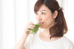 冷え性に嬉しい栄養成分ってあるの?青汁は冷え性改善にはならないって本当?