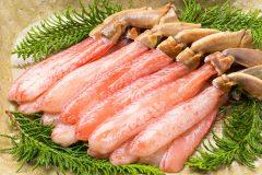 とろっとろの新鮮な刺身が食べれるおすすめの人気カニ通販サイトは?