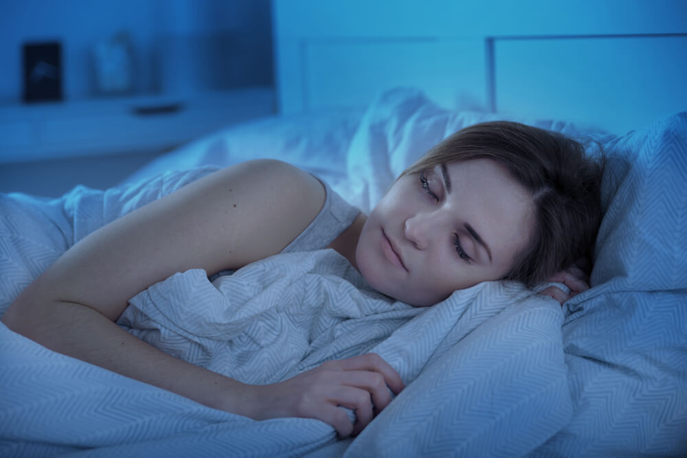 ケール青汁が睡眠改善をサポート