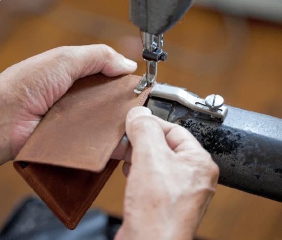 革製品の保証内容について