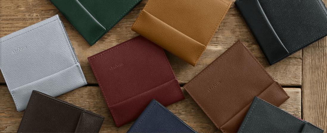 abrAsus 薄い財布(二つ折りタイプ) (1)