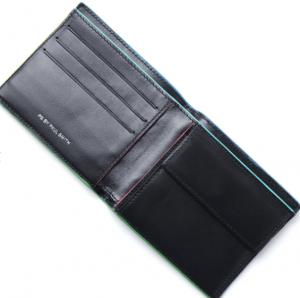Paul Smith(ポール・スミス) カラードエッジ 2つ折り財布