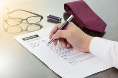 会社を退職するときの流れは?「退職願」の書き方や注意点も紹介!