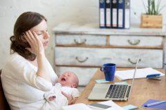 産後のつらい頭痛の原因と対処法!授乳中に頭痛薬は飲んでもいい?
