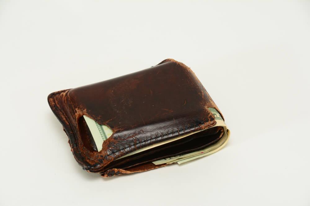 革財布を手入れしなかったらどうなるの?