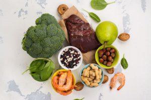 葉酸を含む食品