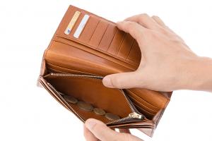 ロンドンブライドルの長財布 (1)
