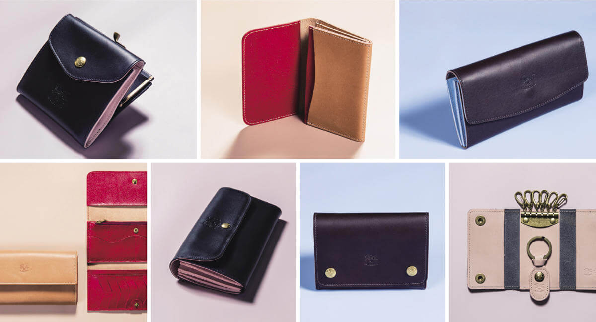 イルビゾンテの財布種類