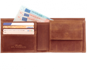 ボナパルトパース 二つ折り財布